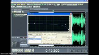 Adobe Audition Tutorial Turntable Slowing Down Effect