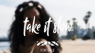 "🍬Zouk Afrosoul Instrumental Beat - ""Take It Slow"" (Prod. Aleko)"