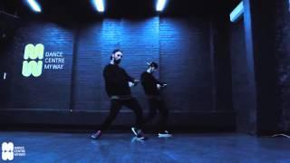 50 Cent - I'm The Man feat  Sonny Digital || choreography by Maxim Kovtun   DCM
