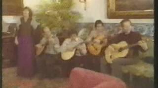 """""""Vi o Menino Jesus"""" - Natal em Casa de Amália Rodrigues 1981"""