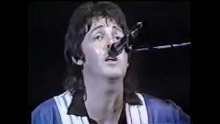 Paul McCartney - Yesterday Wings Live 1975