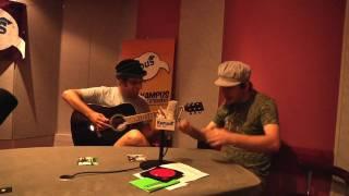 KABANOS - Buda dla Azora (live acoustic Radio Kampus)