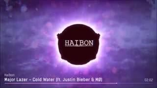 Major Lazer - Cold Water ft. Justin Bieber & MØ (Instrumental Remix)