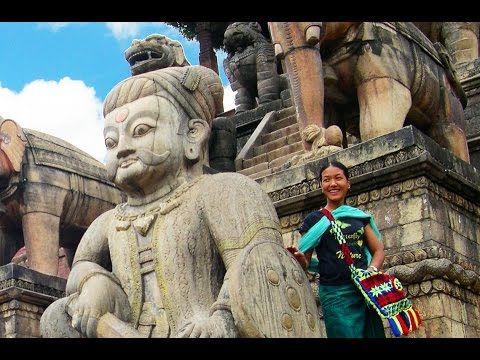 Bhaktapur city Nepaltravel HD