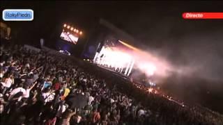 """Alejandro Sanz - Y si fuera ella """"20 aniversario Cadena 100"""" Junio 2012"""