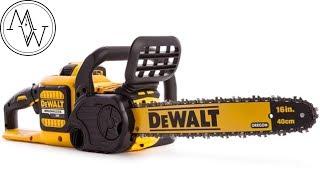 Turning A Dewalt Flexvolt Electric Chainsaw Into An Alaskan Mill: Part 1