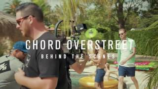 "Chord Overstreet - ""Hold On (Remix)"" Behind The Scenes"