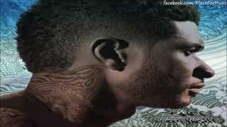 Usher - Twisted ft. Pharrell (Audio) & lyrics :D