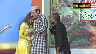 Saroor New Full Comedy Funny Pakistani Stage Drama Trailer 2016 width=