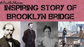 Story of Brooklyn Bridge - #SruthiShares - E06 - Motivation - Tamil   D2D
