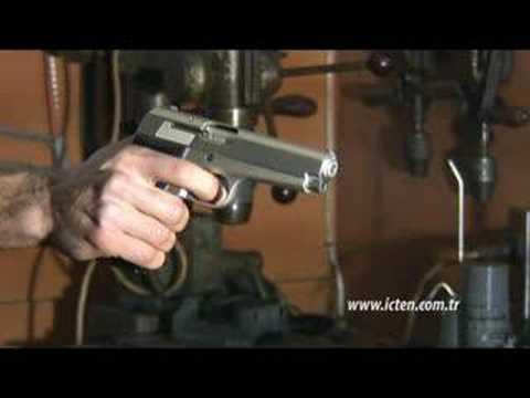 Silah- Kurusıkı Blank Firing mod 765 Tabanca