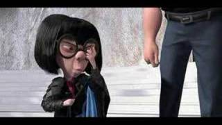 The Incredibles:No Capes!