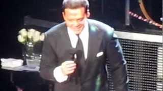"""Luis Miguel Live in Concert """" Contigo En La DIstancia """""""