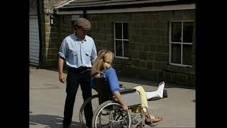 Claire King cast scenes from Emmerdale