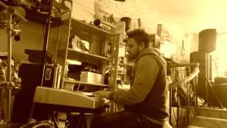 Jerry D'Ambra piano e voce - cover Napule è di Pino Daniele