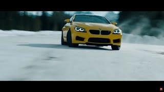 BMW M6 snow drift (Bassnectar - Speakerbox ft. Lafa Taylor - INTO THE SUN)