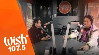 "Dello and Yumi perform ""Sana 'Di Na Lang"" LIVE on Wish 107.5 Bus"