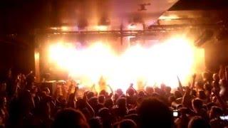 """Dubioza Kolektiv """"No escape"""" live à Paris, La Maroquinerie le 4 mai 2016"""