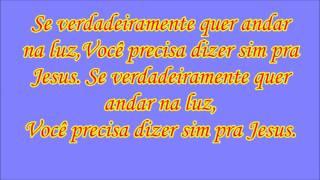Sim Jesus - Aline Barros (Letra)