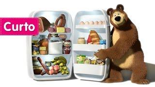 Masha e o Urso - Dia de Lavar a Roupa (Meu bebê está chorando de fome!)