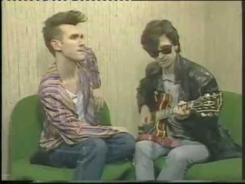 Johnny Marr 1984