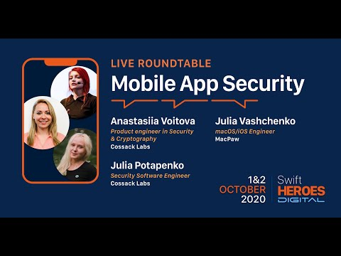 Live Roundtable About Mobile App Security