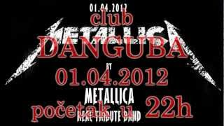 Metallica & Joe Satriani - 1.april, Danguba