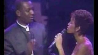 Whitney Houston & Gary Houston - Endless Love (Live)