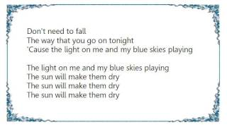 Generationals - Put a Light on Lyrics
