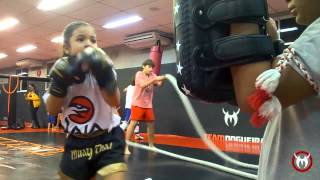 Academia Team Nogueira SP - Muay Thai Kids