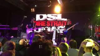 Dire Straits Legacy live a Stazione Birra Roma 3 mar 17