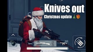 Knives Out Christmas Update