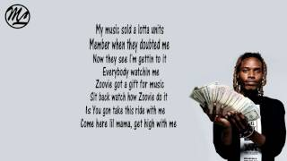Fetty Wap ft PnB Rock - Addicted (Lyrics)