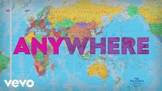 Dillon Francis - Anywhere (Official Lyric Video) ft. Will Heard