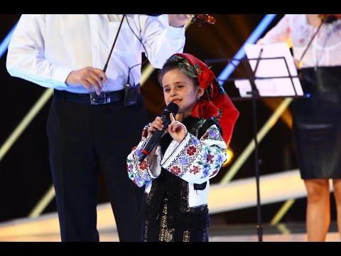 Narcisa Ungureanu a interpretat o melodie din muzica populară, la Next Star!