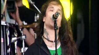 Ektomorf - I Choke (live @ With Full Force 2007)
