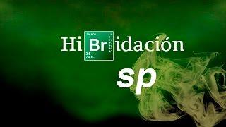 Imagen en miniatura para Hibridación sp