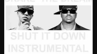 Drake - Shut It Down (Instrumental)