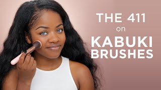 The 411 on Kabuki Brushes!