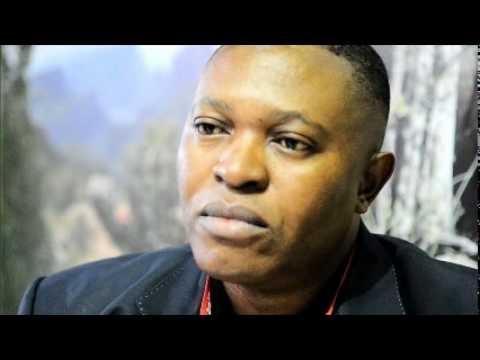 M N Mokoena – MEC of Mpumalanga Provincial Government @ Indaba 2011