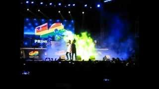 Critika y Saik - Imposible olvidar (live)