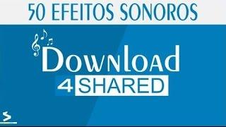 50 Efeitos sonoros [Download]