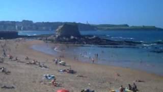 Santander , Playa del Camello (2).AVI