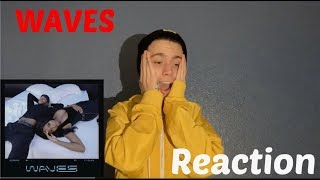 Reacting To WAVES by Normani feat 6LACK