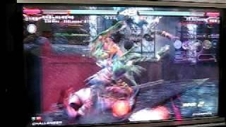 Rain VS Help Me Green Arcade October 2009 Video 51