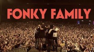 La Fonky Family se réuni pour son concert Art de Rue à Marsatac !