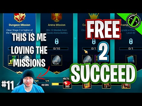 These Missions Are Fun. Free 2 Succeed - EPISODE 11