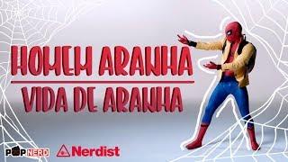 Vida de Aranha | Paródia Bruno Mars - That's What I Like (NERDIST VIDEO)