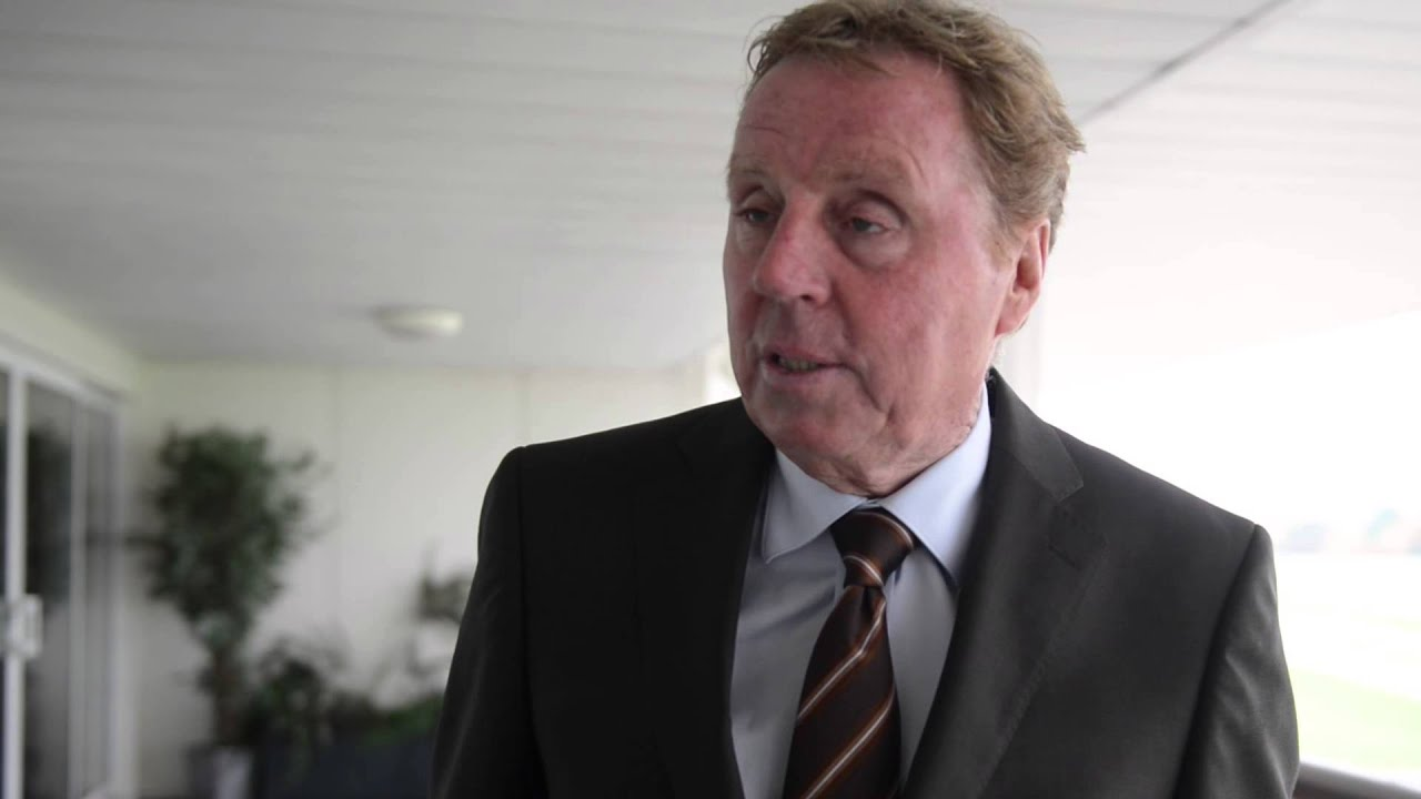 Lucky Dip: Harry Redknapp