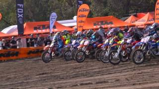 MXTV hits the 2016  KTM Aussie Junior MX Champs